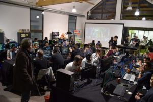 LAN Party Nozay (2016)